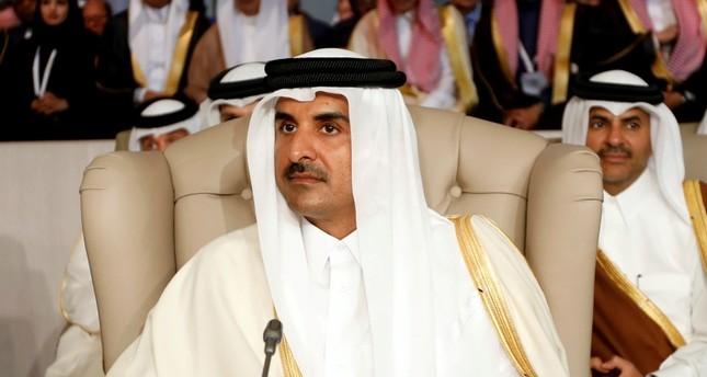 العاهل السعودي يدعو أمير قطر رسمياً للمشاركة في القمة الخليجية بمكة