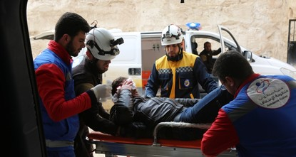 At least 18 dead in Assad regime shelling in Syria's Idlib