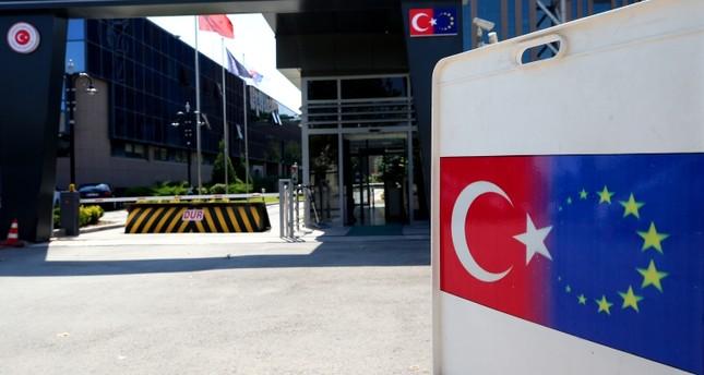 Turkey slams EU report that calls to suspend accession