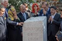 Khashoggi memorial held at Saudi consulate in Istanbul