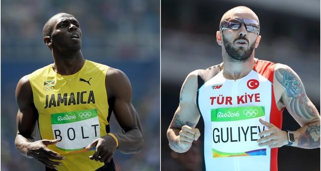 Turkey's Ramil Guliyev passes Bolt in 200m general standings
