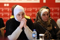 Conscience Convoy highlights plight of Syria's captured women