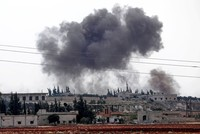 Regime, Russia intensify bombing campaign in Idlib