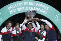 Noah ends 'losing culture' as France wins Davis Cup title