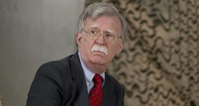 National Security Adviser John Bolton (AP Photo)