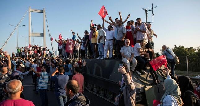 Türkei gedenkt den Gülenisten-Putschversuch des 15. Julis