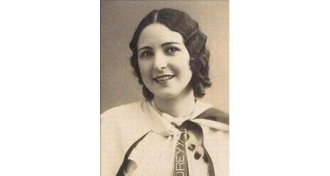 Afife Jale: First Turkish Muslim stage actress