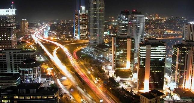 حي ليفنت في إسطنبول (أرشيف)