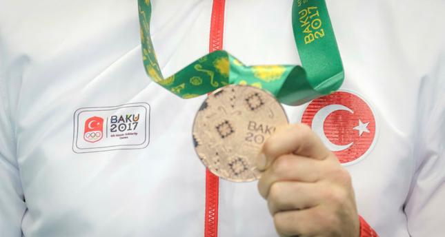 تركيا تفوز بـ 4 ميداليات متنوعة في لعبة الووشو بـألعاب التضامن الإسلامي