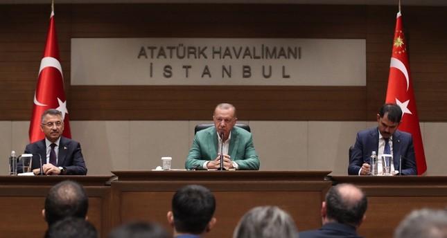 Erdoğan heads to US for UNGA with Syria on agenda