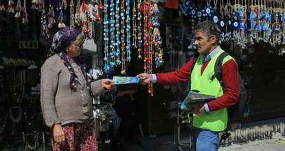 For Veysel Sorhun, 50, being a devoted volunteer who raises awareness of the importance of forest protection and prevention of forest fires is a part of his daily life. Having organized over a...