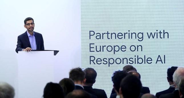 Google CEO calls for regulation of AI