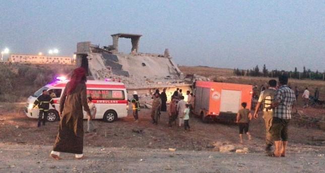 12 killed in bombing in Aleppo near Syria-Turkey border