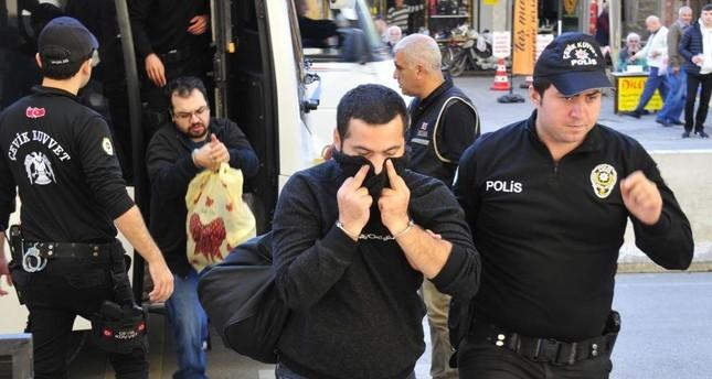 Ankara-based operations against FETÖ net 104 suspects