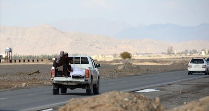 طالبان تسيطر على قضائين بولايتي بلخ وسمنغان