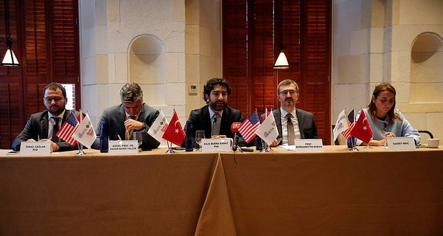 'Turkey Today' panel: foreign policy, Syria, FETÖ