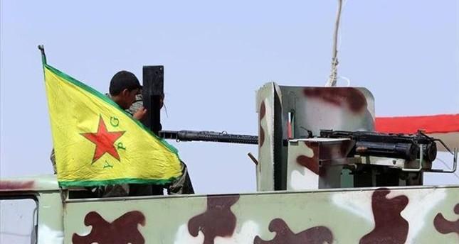 عملية محتملة لـي ب ك الإرهابية ضد مجموعات إيران شرقي سوريا بدعم من التحالف