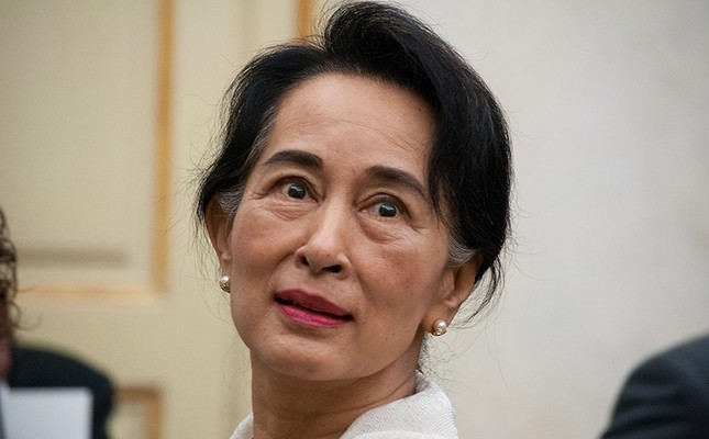 City council strips Myanmar's Aung San Suu Kyi of Oxford honor