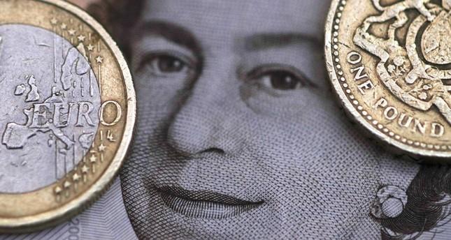 Sterling rallies as polls favor Britain remaining in EU, yen slips