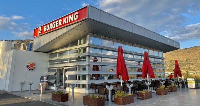 Burger King officially begins operating in Northern Cyprus