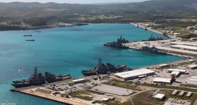 جزيرة غوام تستعد لهجوم صاروخي محتمل