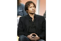 Actor Duchovny writes quirky novel