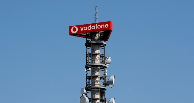 Different types of 4G, 5G and data radio relay antennas for mobile phone networks are pictured on a relay mast operated by Vodafone in Berlin, Germany April 8, 2019. (REUTERS Photo)