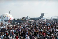 Thousands of aerospace, tech fans flock to Teknofest for latest innovations
