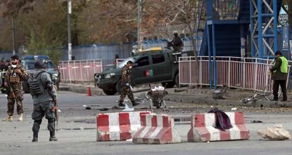 Kabul: Heftige Explosion nahe einer Demonstration