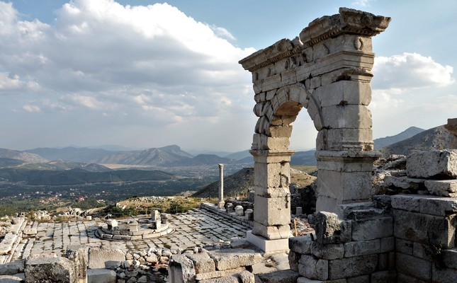 Sagalassos offers journey through ancient history