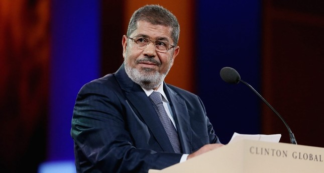 Egypt's first democratically elected President Mohammed Morsi dies in court