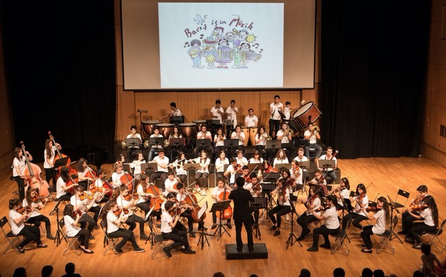 Music For Peace, The Nucleo Project on Istanbul stage