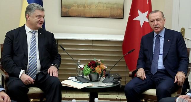 الرئيس أردوغان يلتقي نظيريه الأوكراني والنمساوي في نيويورك