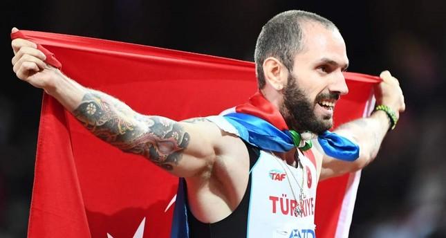 Guliyev claims silver in ISTAF Berlin Games