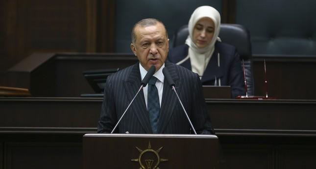 أردوغان: لا نتفاوض ولا نرضخ لأي تهديدات فيما يتعلق بأمننا القومي