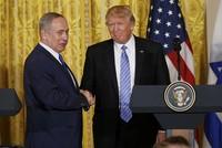 US President Trump says he may visit Jerusalem