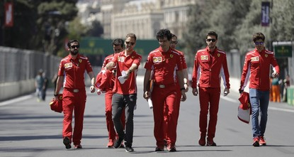 F1 goes back to Baku, hoping for another thriller