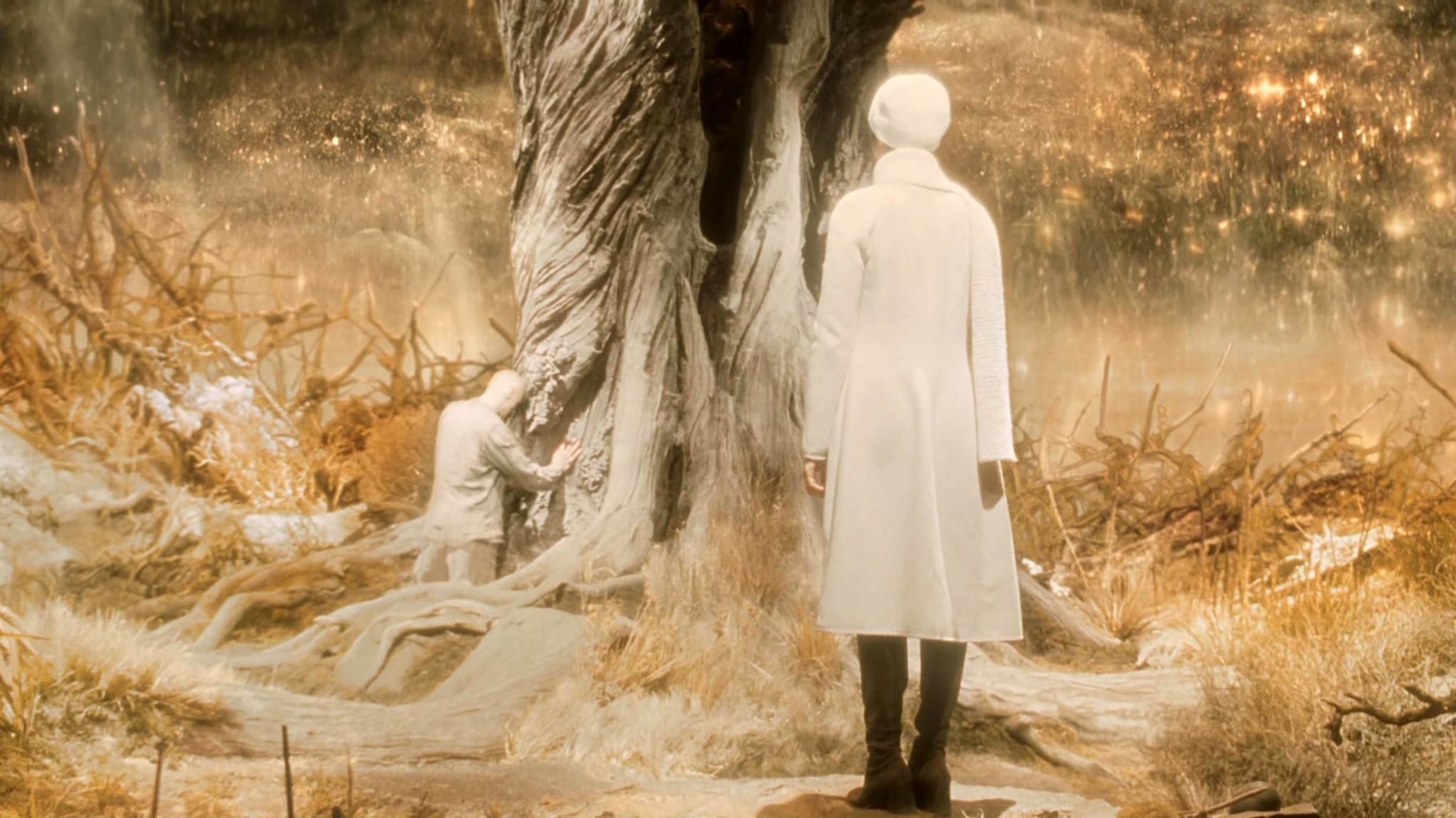 An image from Darren Aronofskyu2019s u201cThe Fountain.u201d