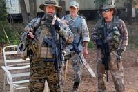 Militia for Trump: Armed men in Georgia prepare for unrest if Clinton wins