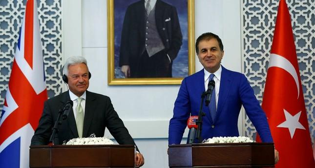 وزير تركي: تركيا تأسف لتصريحات ميركل بشأن الاتحاد الجمركي