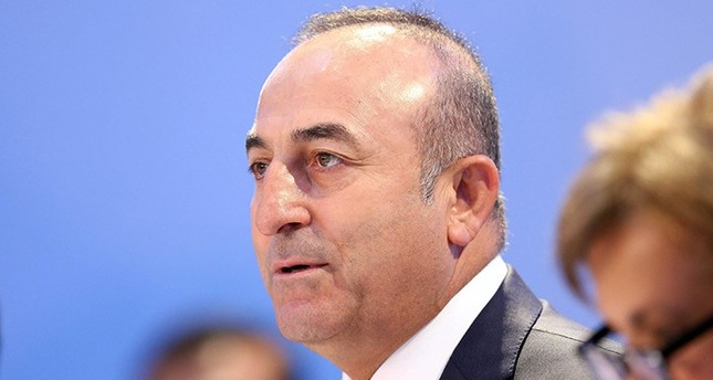 Turkish Foreign Minister Mevlüt Çavuşoğlu (DHA Photo)