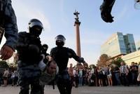 Moskau: 1370 Festnahmen bei Kundgebung