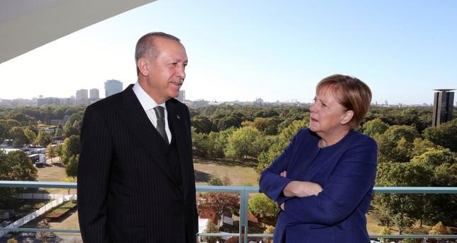 أردوغان مغردا على تويتر: صداقتنا مع ألمانيا متجذرة