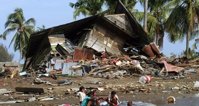obdachlose nach erdbeben in indonesien daily sabah. Black Bedroom Furniture Sets. Home Design Ideas