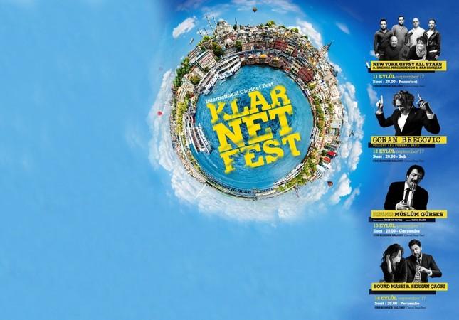New York Gypsy All Stars, Brenna MacCrimmon, Ara Dinkjian, Goran Bregovic, Souad Massi and Serkan Çağrı will perform at the festival.