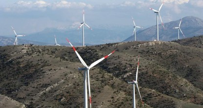 Renewables account for almost half of Turkey's installed power
