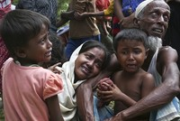 UK-based Rohingya group calls for investigation into atrocities against Muslims in Myanmar