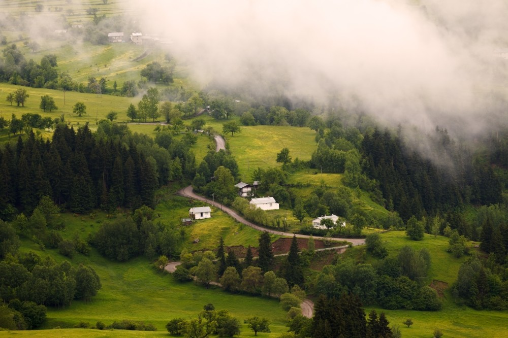 Artvin's breath-taking nature is something that everyone should see in their life times.