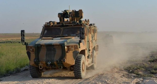 A middle class multi-purposed armored vehicle produced by Turkish defense giant BMC. AA Photo