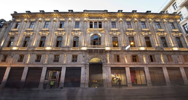 Istanbul's Cercle d'Orient re-born as a center of culture and arts